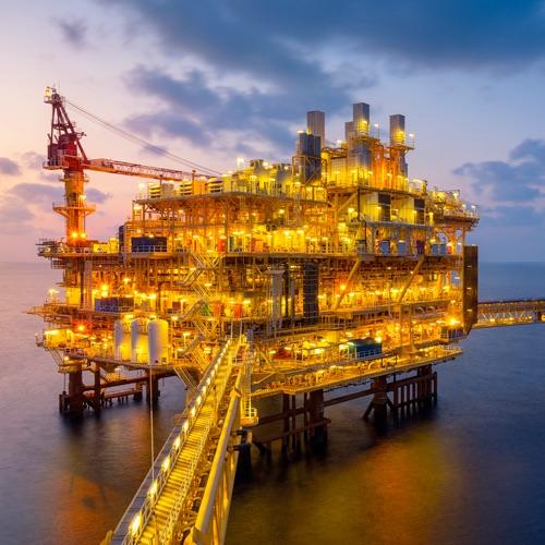 Producción de petróleo